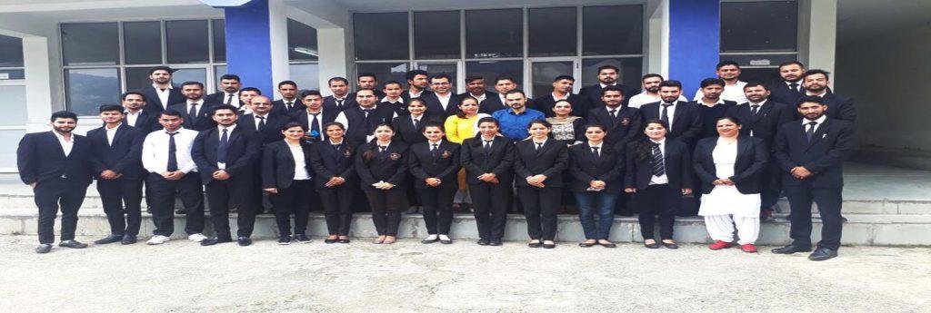 Students of Indian Institute of Legal Studies Shimla